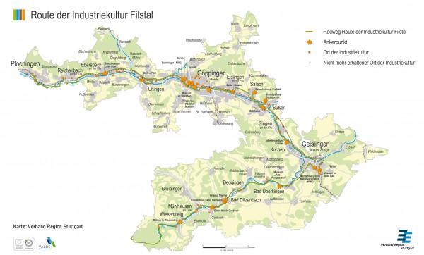 Übersichtskarte_Abbildung Verband Region Stuttgart