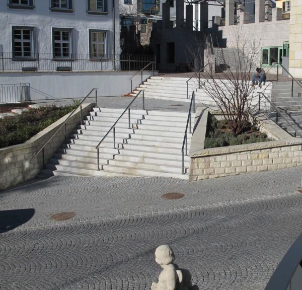 6 Treppenanlage Musikschule