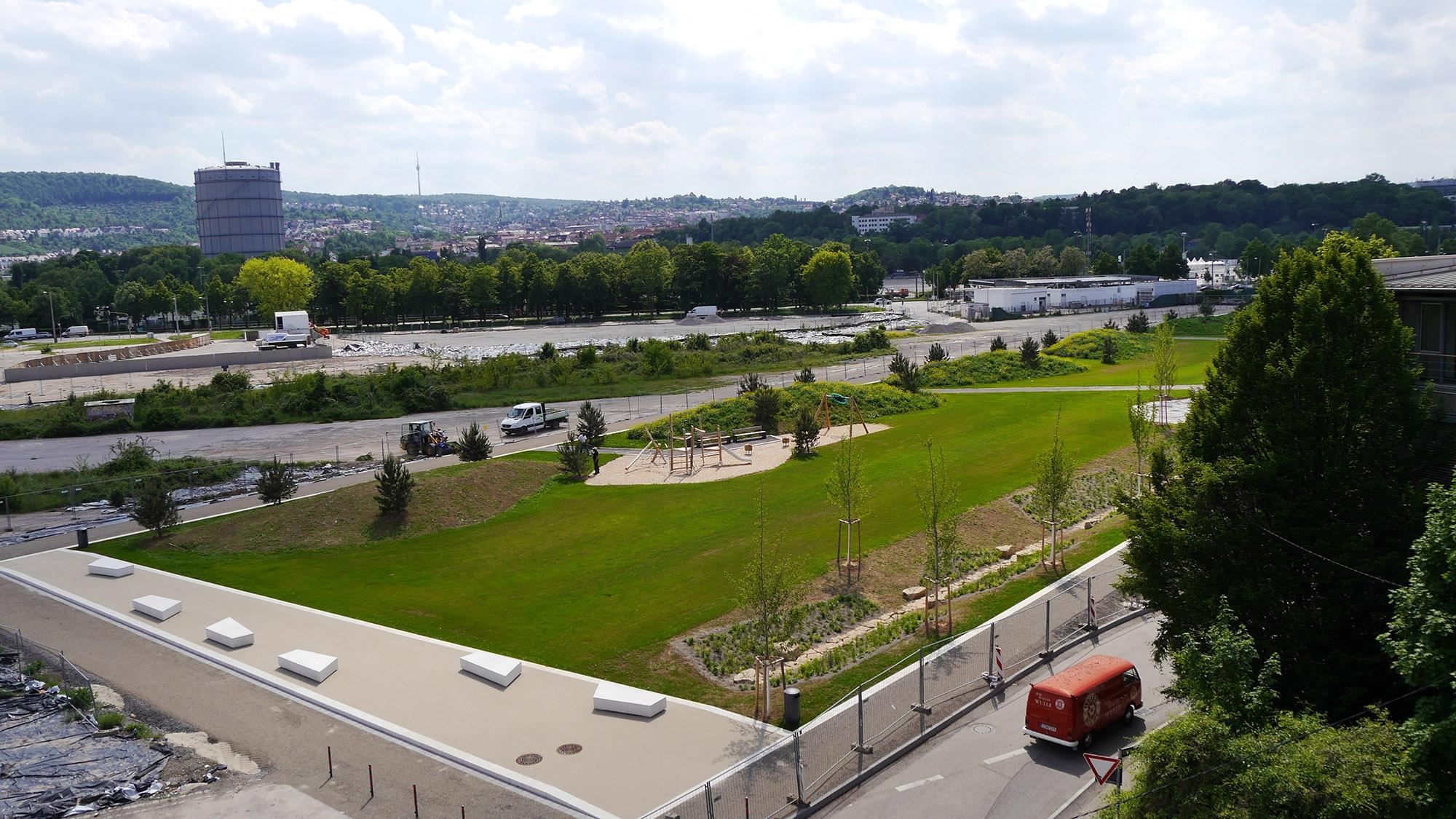 Überblick Park