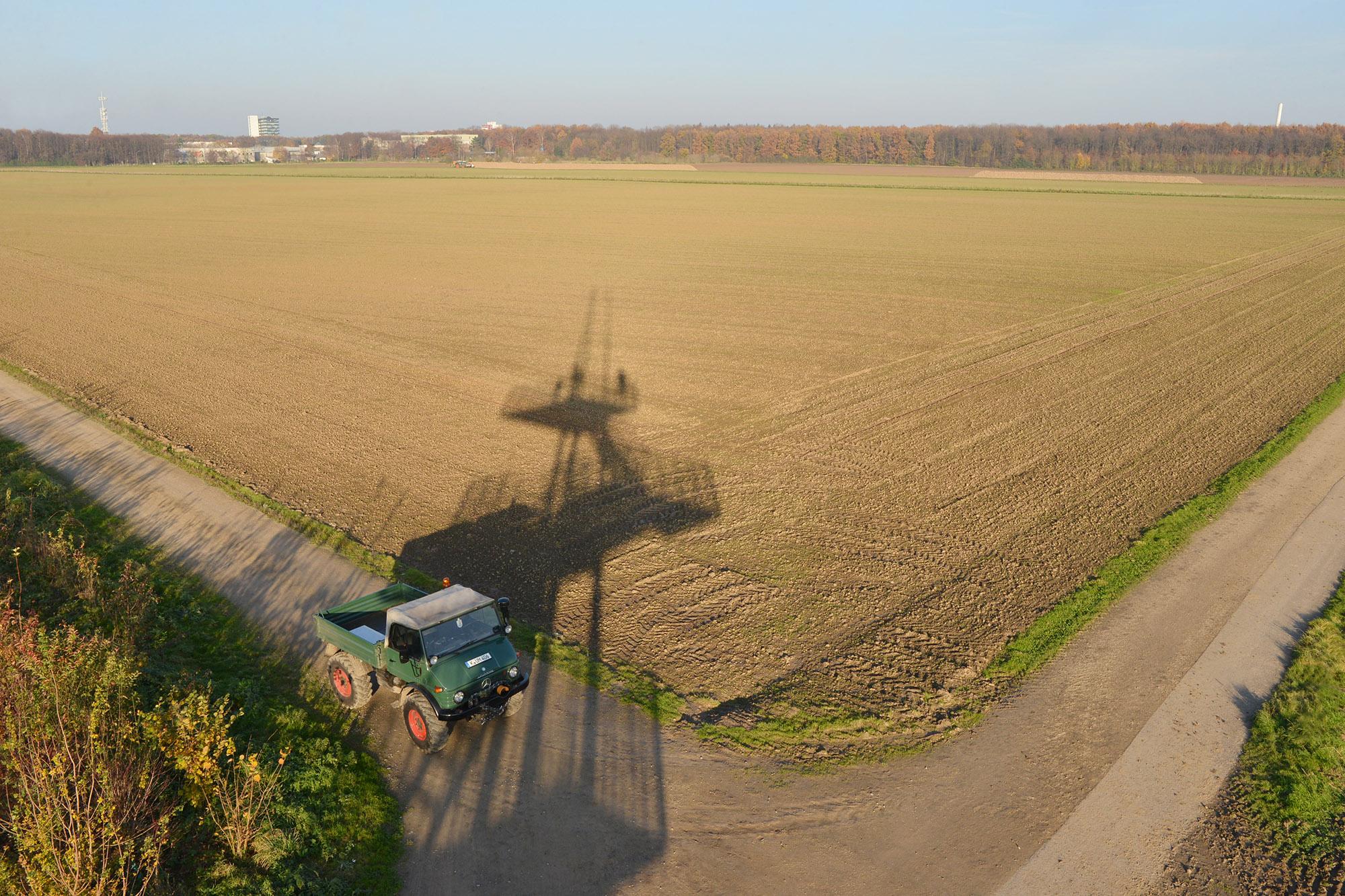 Belvedere Traktor